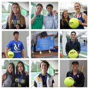 Meet the Oregon high school tennis champions for 2019