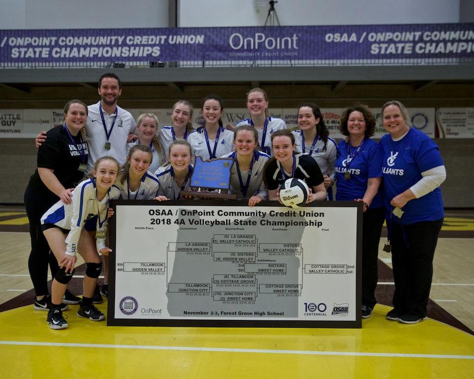 Oregon & Portland High School Girls Volleyball - OregonLive com