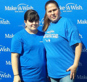 15-year-old continues to be a 'little fighter' in Make-A-Wish NJ's Walk & Roll event