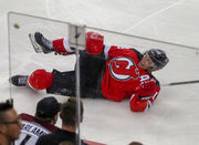 Travis Zajac hurt as Devils lose 1st game of season to Avalanche | Rapid reaction