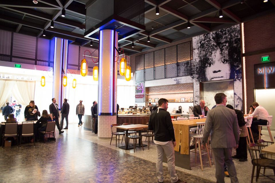 Greektown Casino Opens Seven New Eateries What We Thought Of The