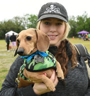 Awesome dogs and owners we saw at Mutt Strut 2018