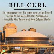 Bill Curl's fingerprints were all over the New Orleans sports landscape
