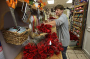 Florist marked 9/11 by giving out 900 roses for free