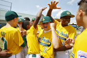 Michigan champs get big-league treatment at Little League World Series