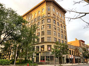 Holyoke's 'Prudential' building, among tallest in Paper City, up for foreclosure auction