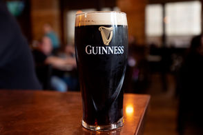 A Guinness at Flanagan's Irish Pub pictured in Grand Rapids on Thursday, March 14, 2019. Neil Blake | MLive.com