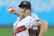 What team can give the Cleveland Indians the best return for one of their starting pitchers?