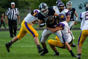 Golden Helmet winners rise to the occasion in Week 8