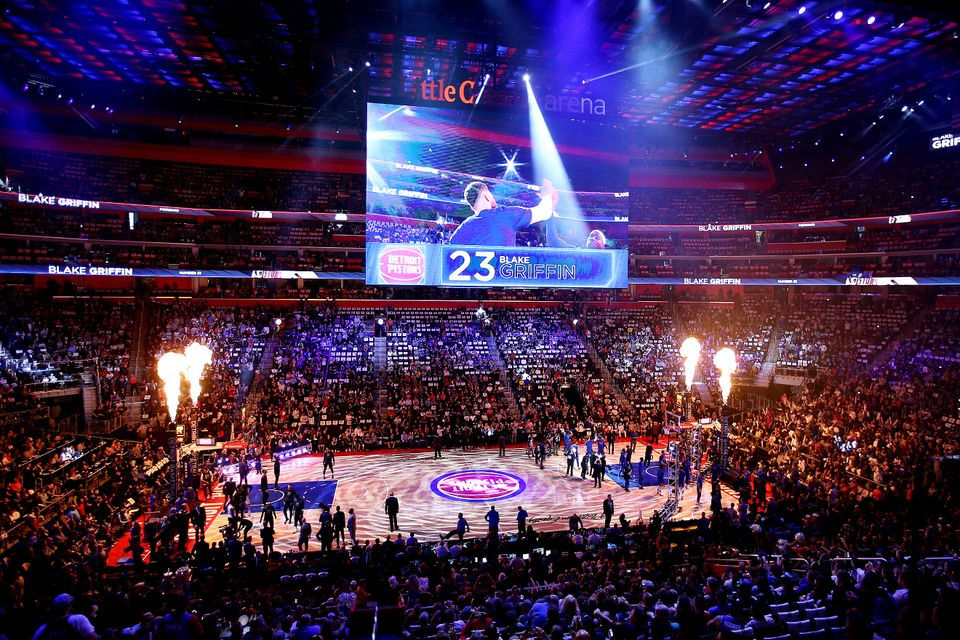 Detroit Pistons 2019-20 schedule and key dates