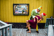 'Christmas in July' pub crawl fundraiser brings Santa, elves to Frankenmuth