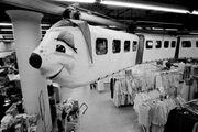 Herpolsheimer's iconic children's monorail restored to original look