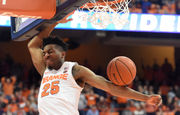 ACC Basketball Power Rankings: How high does Syracuse rise after Duke win?