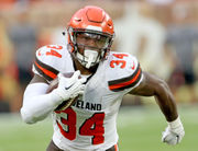 Cleveland Browns Preseason Scribbles: They did run the ball -- Terry Pluto