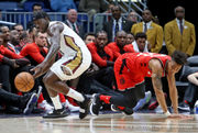 Alvin Gentry concerned about New Orleans Pelicans defense after preseason
