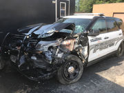 Willowick officer released from hospital after crashing patrol car into Cleveland house