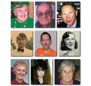 Obituaries from The Republican, March 1, 2018