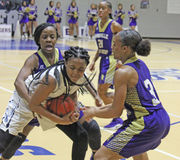 Northshore 67, Hahnville 44: Soniyah Reed, big second quarter lead Panthers