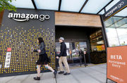 See inside Amazon Go: Convenience store with no checkout lines opens in Seattle