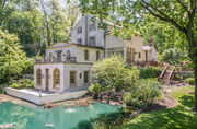 A Tuscan-style villa near Easton? It exists and is on sale for $1.2M (PHOTOS)