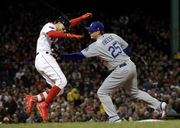 2018 World Series: Betts' big night at the plate pushes Red Sox past Dodgers, 4-2, in Game 2