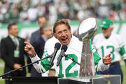 Jets celebrate 50th Anniversary of Super Bowl III win (PHOTOS)