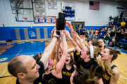 Highlights from Michigan high school basketball games from Feb. 21