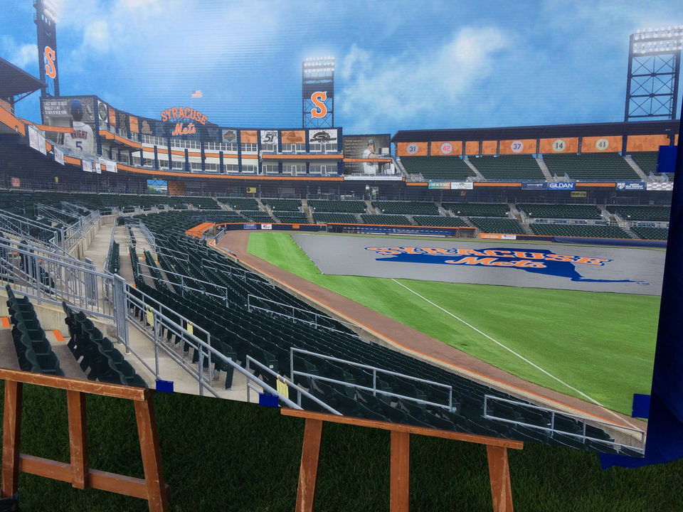 NEW ERA IN SYRACUSE: Mets replace Chiefs as city sees first name change since 1934