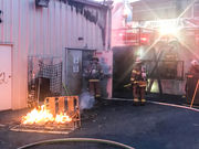 Dollar General damaged in early morning blaze