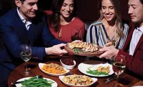 Del Frisco's Grille, with locations in 10 states, isn't just open for Thanksgiving. They're hoping to become your family's go-to Thanksgiving destination with a special holiday feast promotion.