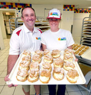 New bakers keeping Big E cream puffs just the way people like them