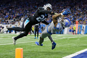 Kerryon Johnson, Marvin Jones listed as out on practice report; 7 limited