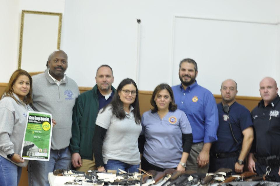 Hudson County Prosecutor's Office gun 'buy back' draws a ...