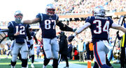 How Rob Gronkowski helped fuel the Patriots' offensive onslaught Sunday with only one catch (Film review)