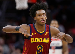 CLEVELAND, Ohio -- The Cleveland Cavaliers played one of their best games of the season on Saturday, rebounding nicely from a lackluster performance one night earlier.  Behind 29 points from Collin Sexton and another double-double from Tristan Thompson, the Cavs beat the Washington Wizards 116-101.  Here are five observations: