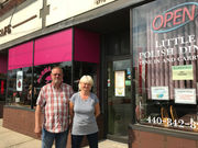 Sophie Hart and Jon Holt offer Old World flavors at Parma's Little Polish Diner: My Cleveland