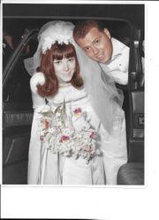 Mary & John Anselmo are married 50 years