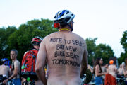 An (almost) NSFW look at Portland's World Naked Bike Ride