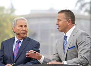 """ESPN's """"College GameDay,"""" the network's popular college football pregame show, is headed to Eugene for the first time in four years."""