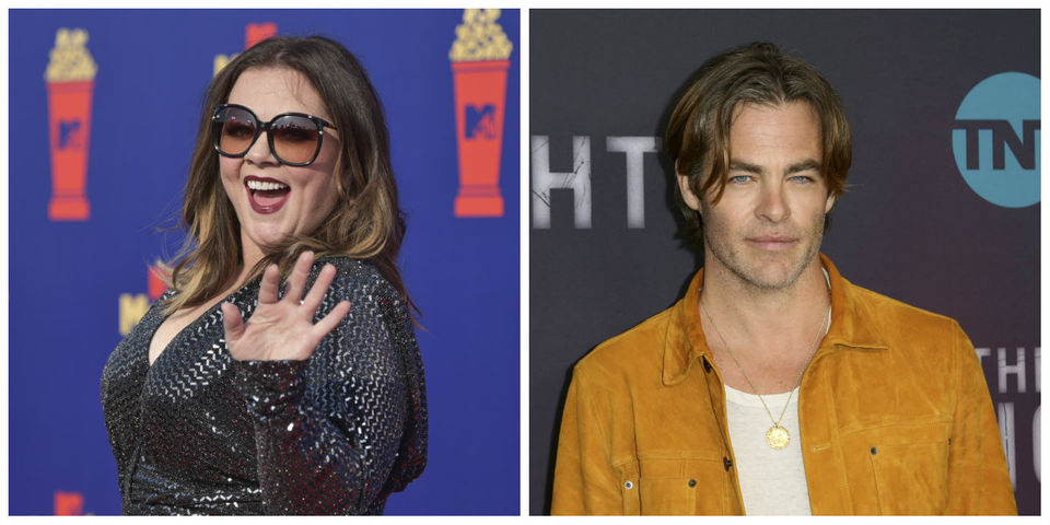 Today's famous birthdays list for August 26, 2019 includes celebrities Melissa McCarthy, Chris Pine