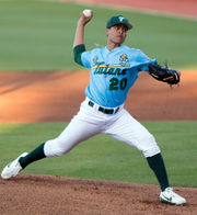 Tulane baseball squanders early lead as streak against LSU ends