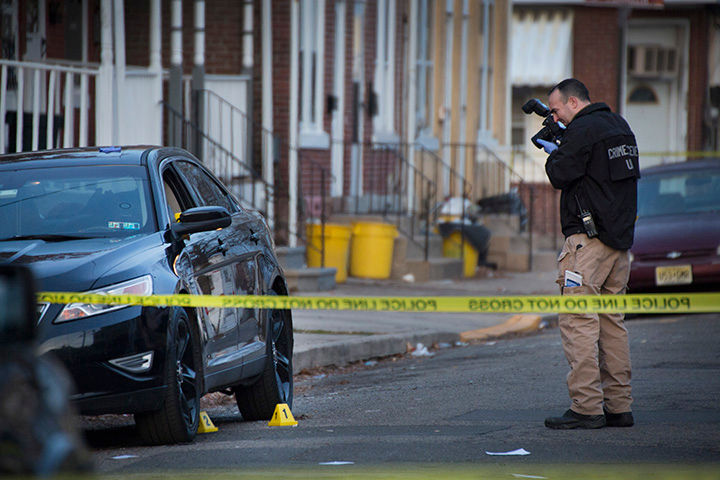2 dead, 1 wounded in afternoon shooting in Trenton