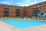 Oliver House apartments offer pool, picnic area, grand piano: Apartment of the week (photos)