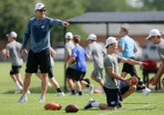 Nation's top quarterbacks build a fraternity at Manning Passing Academy