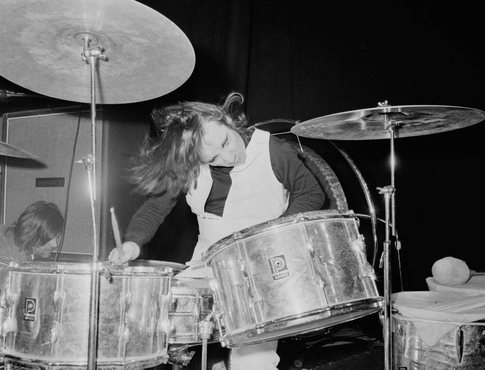 50 greatest drummers in the Rock and Roll Hall of Fame