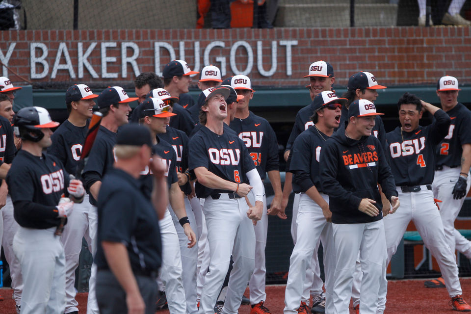 Oregon State Beavers vs. Minnesota Gophers in Corvallis Super Regional