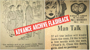 ADVANCE FLASHBACK: SILive's revealing new series of socio-archeological digs into the Staten Island Advance archive. Check out how much things have changed.