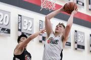Michigan commit Ignas Brazdeikis will look to score at Nike Hoop Summit