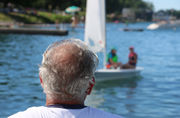 Fourth-generation boating family sets sail for Skaneateles Lightning Regatta