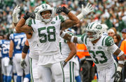 10 random observations from Jets' Week 6 win over Colts | Neal Sterling reclaims No. 1 TE spot, pass rush sputters, more